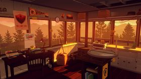 Firewatch blir film.