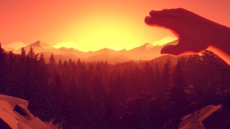 Mystiske Firewatch får lanseringsdato