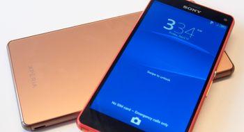 Sony Xperia Z3 og Xperia Z3 Compact Slik er Sonys nye toppmodeller