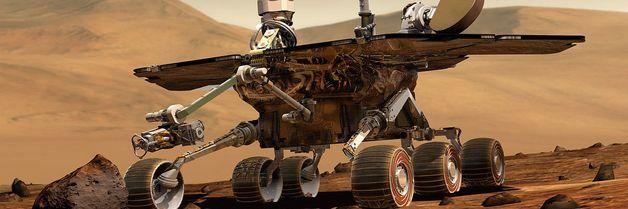 NASAs skal formatere Opportunity – 200 millioner kilometer fra jorden