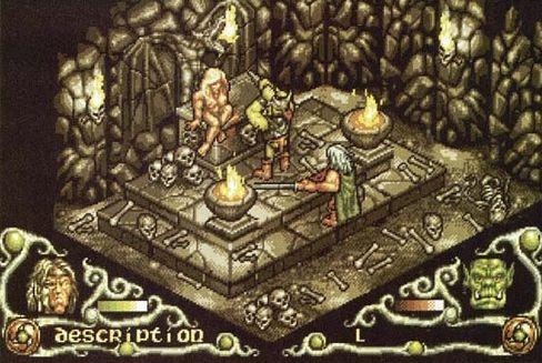Spillet ser ut til å ha blitt nedskalert før utgivelse. Dette bildet er fra en sniktitt i The One.