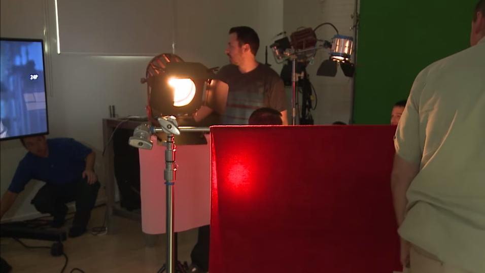 Såre enkelt triks for spennende lyssetting av bildene