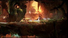 Ori And The Blind Forest blir eit svært vakkert spel.