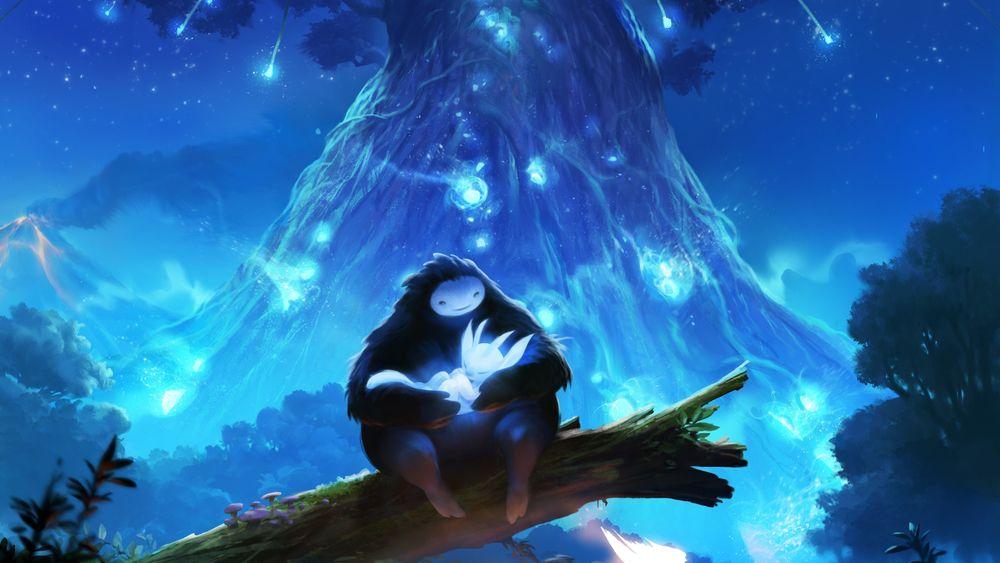 Ori and the Blind Forest bergtok et samlet E3.