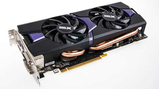 Sapphire Radeon R9 285 OC Dual-X.