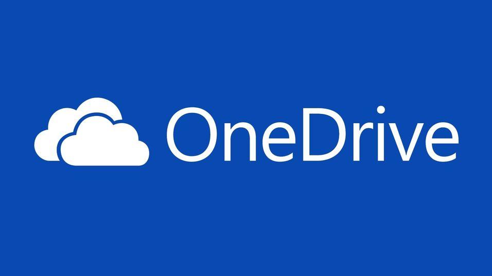 Microsoft fjerner irriterende OneDrive-begrensning
