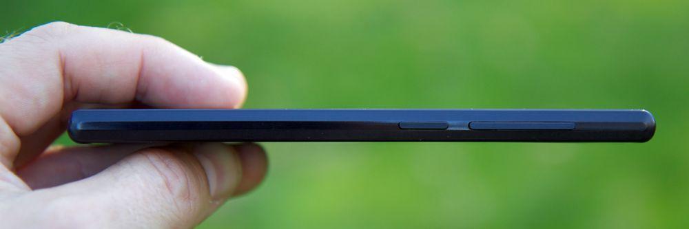 Blade Vec 4G er en slank og elegant smartmobil.