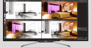 Philips slipper to svære PC-skjermer med 4K