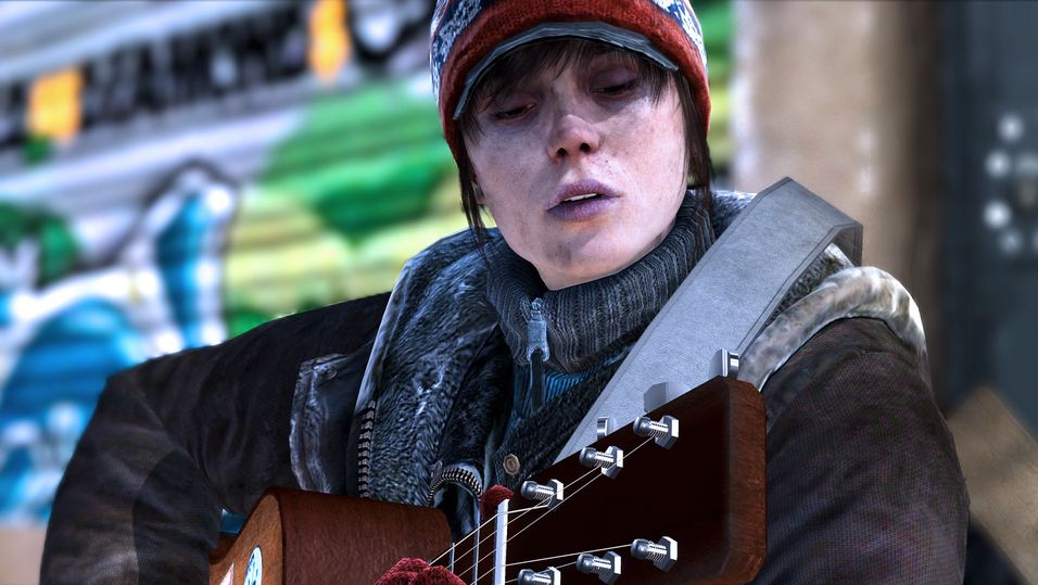 Beyond: Two Souls kan få nytt liv på PlayStation 4.