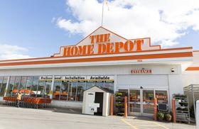 Home Depot har over 2200 butikker i flere land.
