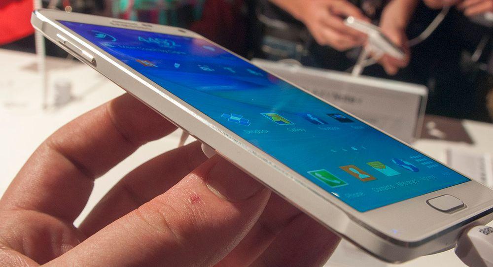 Samsungs nye Galaxy Note har fått rammedesignen fra Galaxy Alpha. Det var nok enkelte som ble skuffet av Galaxy Alpha - mange av dem fikk ønskene sine oppfylt i kveld.