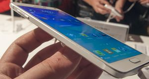 Samsung Galaxy Note 4 og Galaxy Note Edge Her er Samsungs nye kjempetelefoner