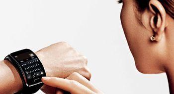 Samsung Gear S Samsungs nye smart-klokke har UV-varsel og SIM-kort