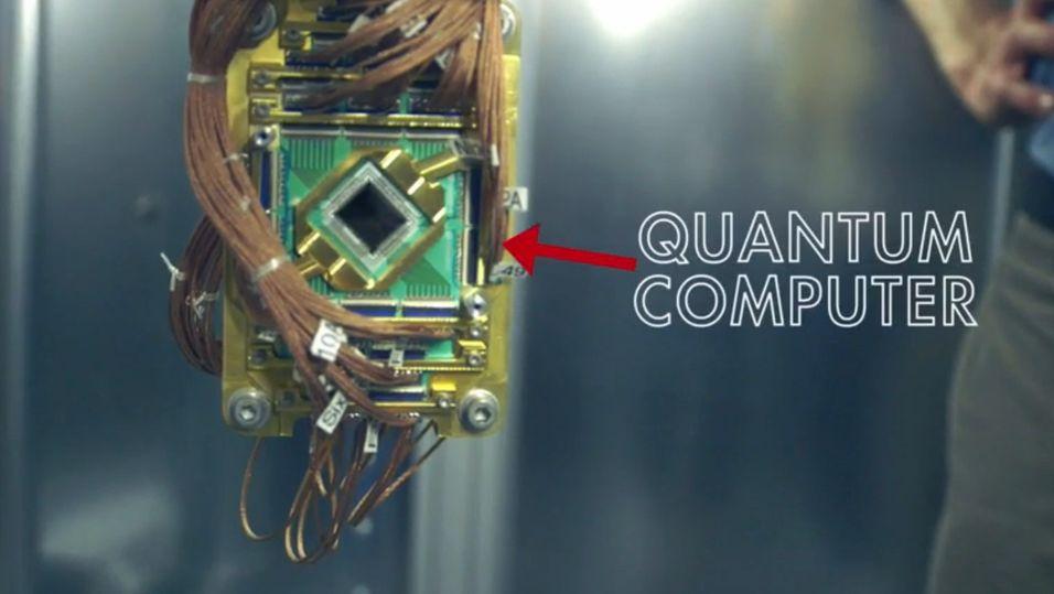 Google starter produksjon av kvanteprosessorer