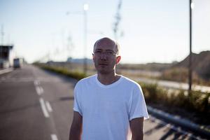 Aleksander Soender er gründer og talsmann for kompiskjørings-appen Haxi.