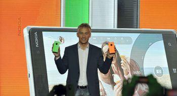 Microsoft med nye Nokia Lumia-mobiler