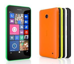 Nokia Lumia 630 (det er den oransje modellen som er premien).