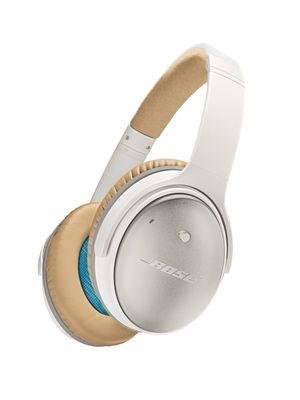 Bose QuietComfort kommer også som en hvit variant. .