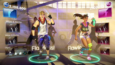 Dance Central Spotlight.