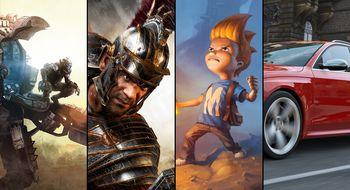 Du har 66 Xbox One-spill å velge mellom i morgen