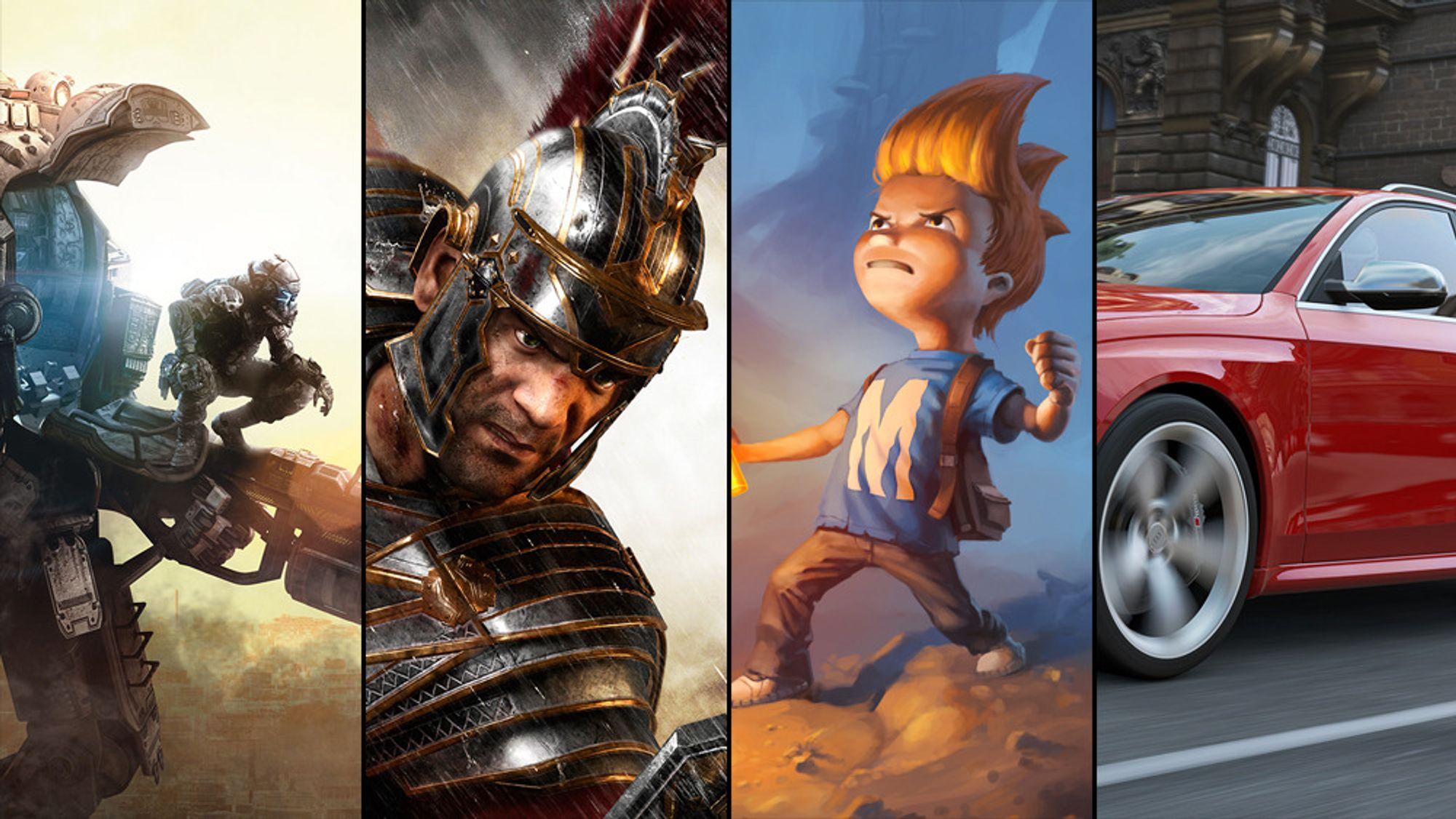 FEATURE: Du har 66 Xbox One-spill å velge mellom i morgen