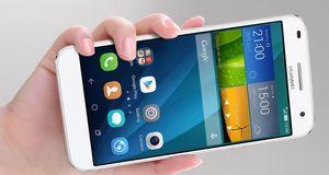 Huawei slo Apple på safirglass