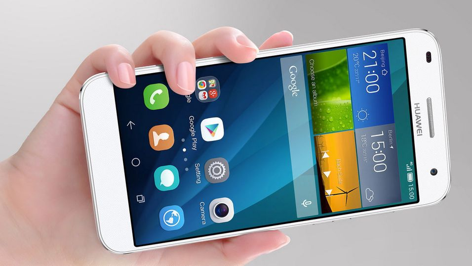 Huawei Ascend G7.