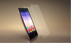 Huawei Ascend P7 Sapphire Edition.