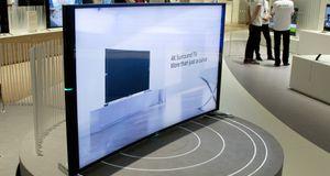 Sonys første buede TV koster deg 70 000 kroner