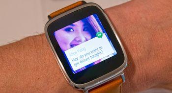 Asus ZenWatch Med Asus' klokke på hånda går du aldri glipp av meldingene