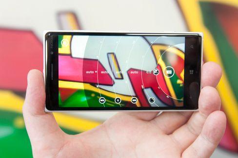 Nokia Camera-appen gjør avanserte innstillinger så enkle å bruke at fotograferingen blir en lek. I tillegg har den flere unike funksjoner.