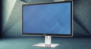 Dells nye PC-skjerm har høyere oppløsning enn 4K