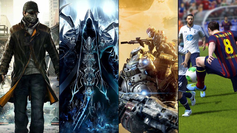 Dette er spillene vi synes er best på Xbox One nå.
