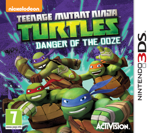 Teenage Mutant Ninja Turtles: Danger of the Ooze