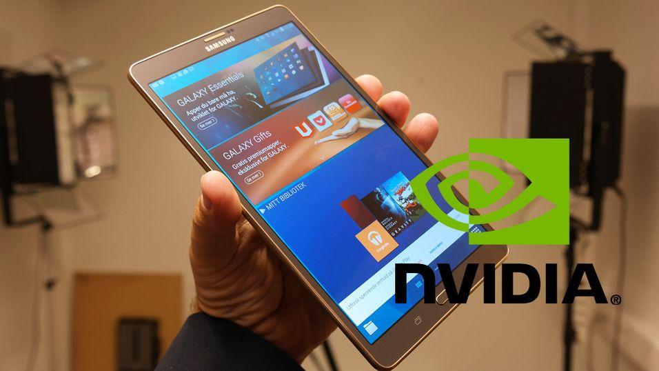 Nvidia retter gigantisk søksmål mot Samsung