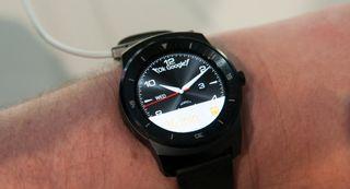 LG G Watch R.