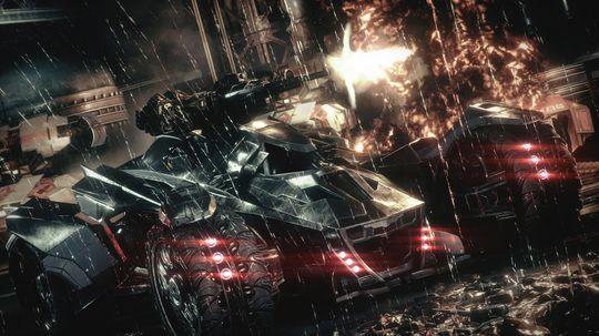 Batman: Arkham Knight hadde noen problemer.