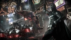 Batman: Arkham Knight.