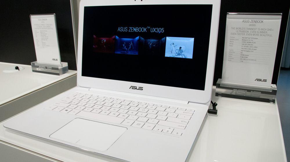 Nykommeren ZenBook UX305.