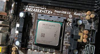Test: AMD A10-7800