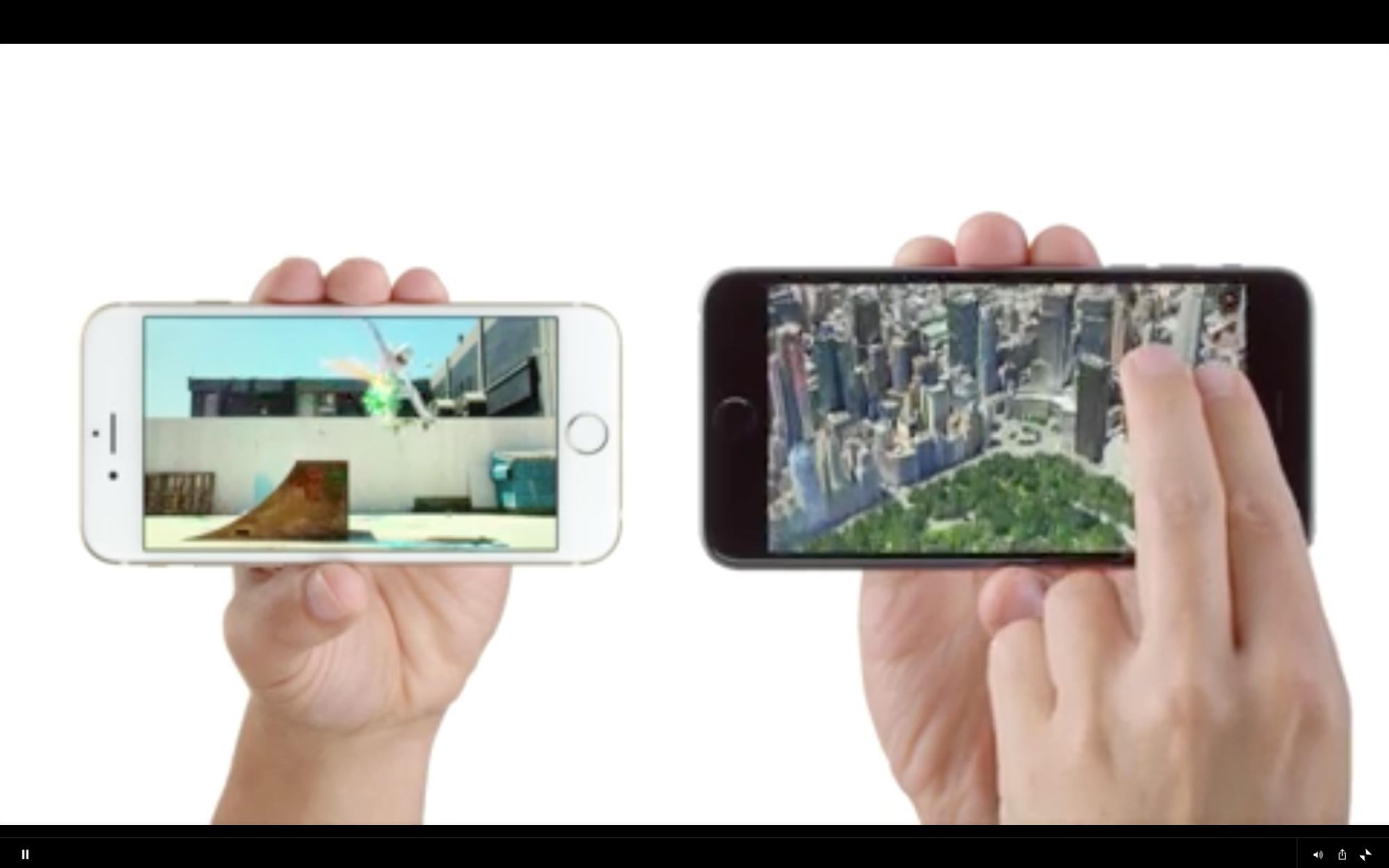 a76877e874 19 36 iOS 8. iPhone 6 kommer selvfølgelig med iOS 8 – Apples nyeste  operativsystem for iPhone og iPad. Masse nye funksjoner