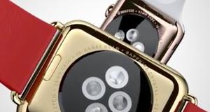 Apple har sluppet en smartklokke og iPhone 6