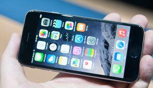 iPhone 6 topper NetComs liste over de mest solgte telefonene i oktober, mens den er helt nede på en 7. plass hos Elkjøp.