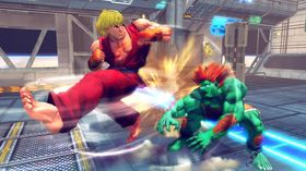 Ultra Street Fighter IV lanserast på PlayStation 4 neste veke.