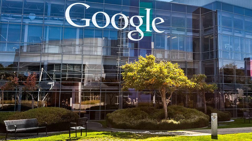 Google-ansatt bodde på jobb i over to år