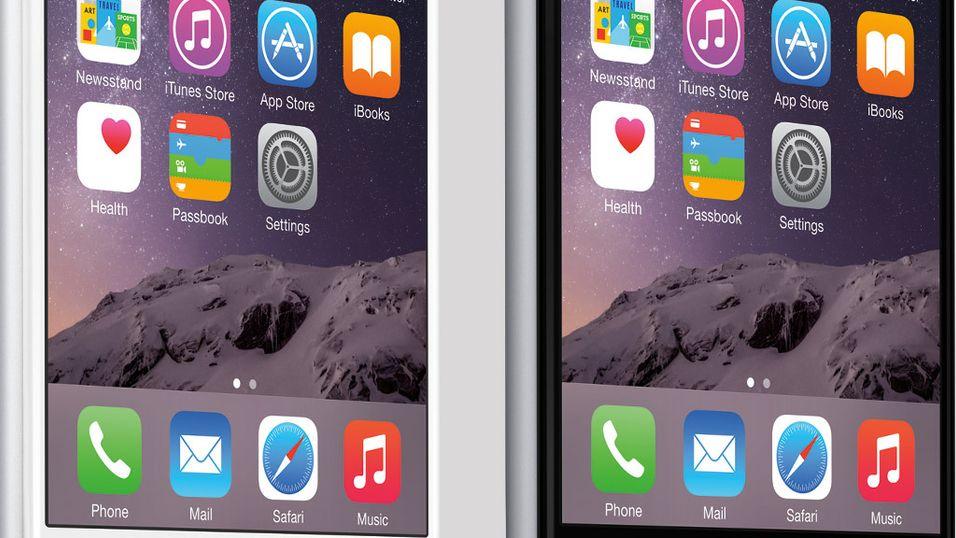 Bakgrunnsbildet på Apples splitter nye iphone 6 er tatt av bergensfotograf Espen Haagensen. – Utrolig gøy, sier fotografen selv.