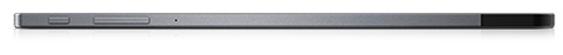 Brettet har 8 tommer skjerm, og er bare 6 millimeter tykt.