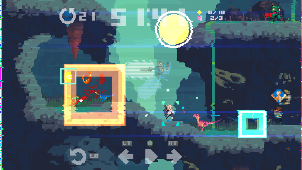 Super Time Force.