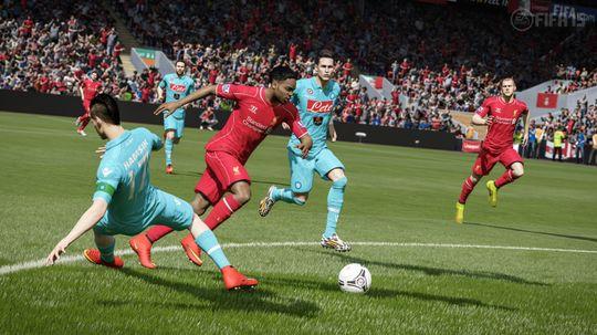 FIFA 15.