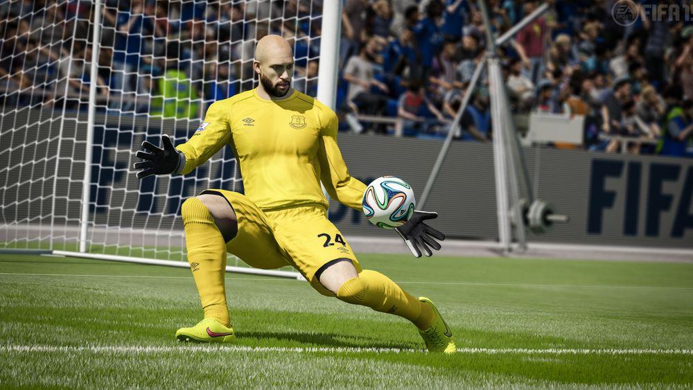 INTERVJU: FIFA 15 får smartere keepere og mer dynamikk